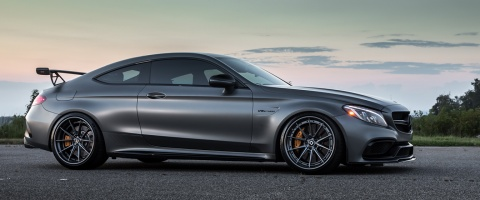 Klassenid Cs10R Mercedes C63S Amg Side Mike Kuhn Edition1 Ed1 Banner Mikekuhnracing Wheel Wheels Rim Rims Tire Tires Mbusa Mbamg Stance Sport