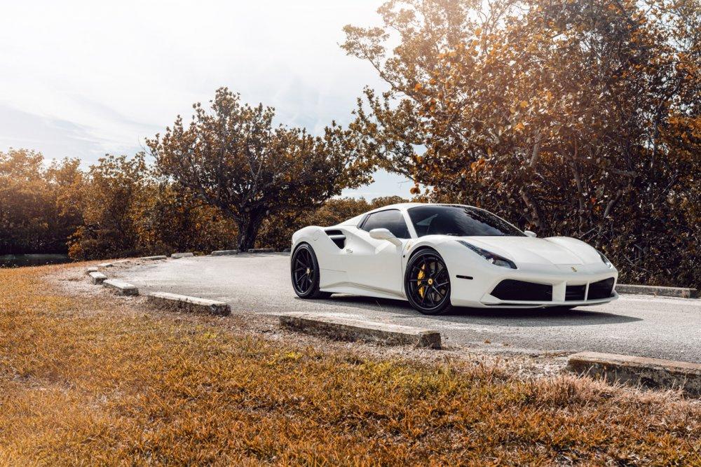 klassenid wheels cs56s Ferrari 488 Park 2