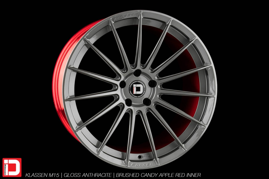 klassenid-wheels-m15-monoblock-non-directional-gloss-anthracite-face-brushed-candy-apple-red-inner-barrel-2