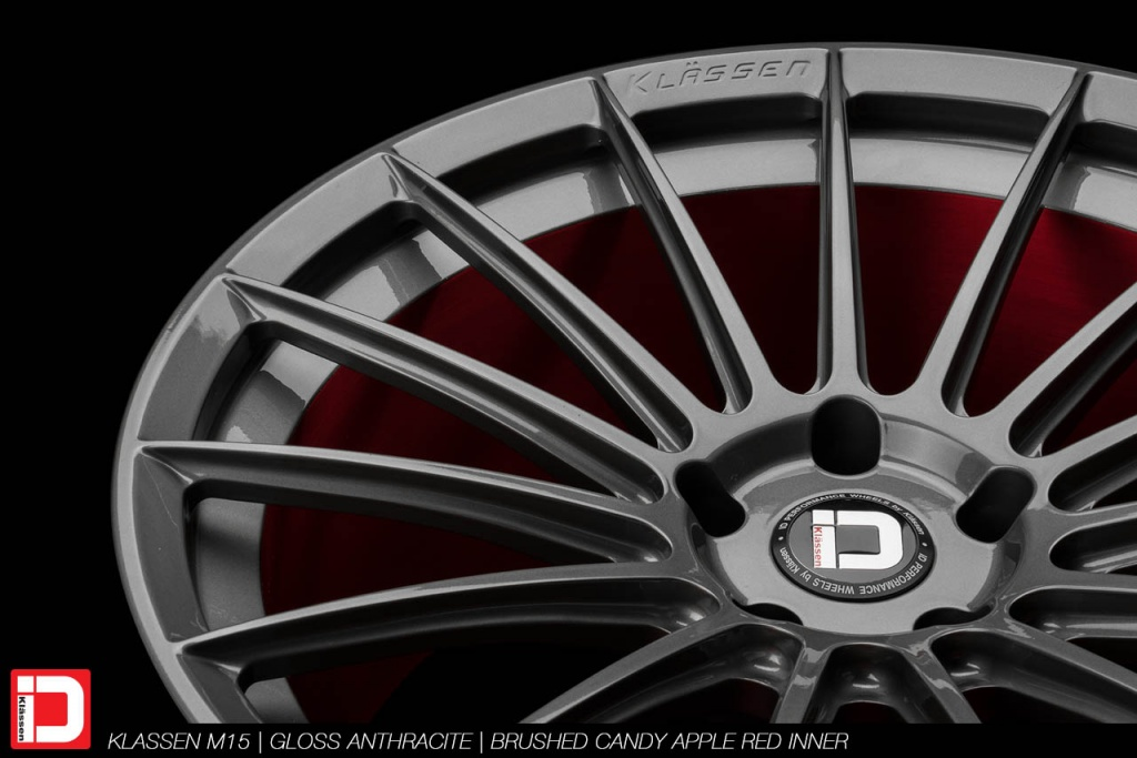klassenid-wheels-m15-monoblock-non-directional-gloss-anthracite-face-brushed-candy-apple-red-inner-barrel-4