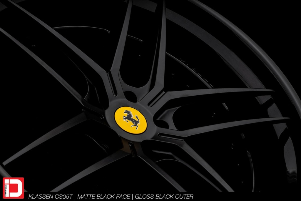 klassenid-wheels-klassen-cs05t-matte-black-face-gloss-lip-machined-for-oe-oem-ferrari-centercap-5-min