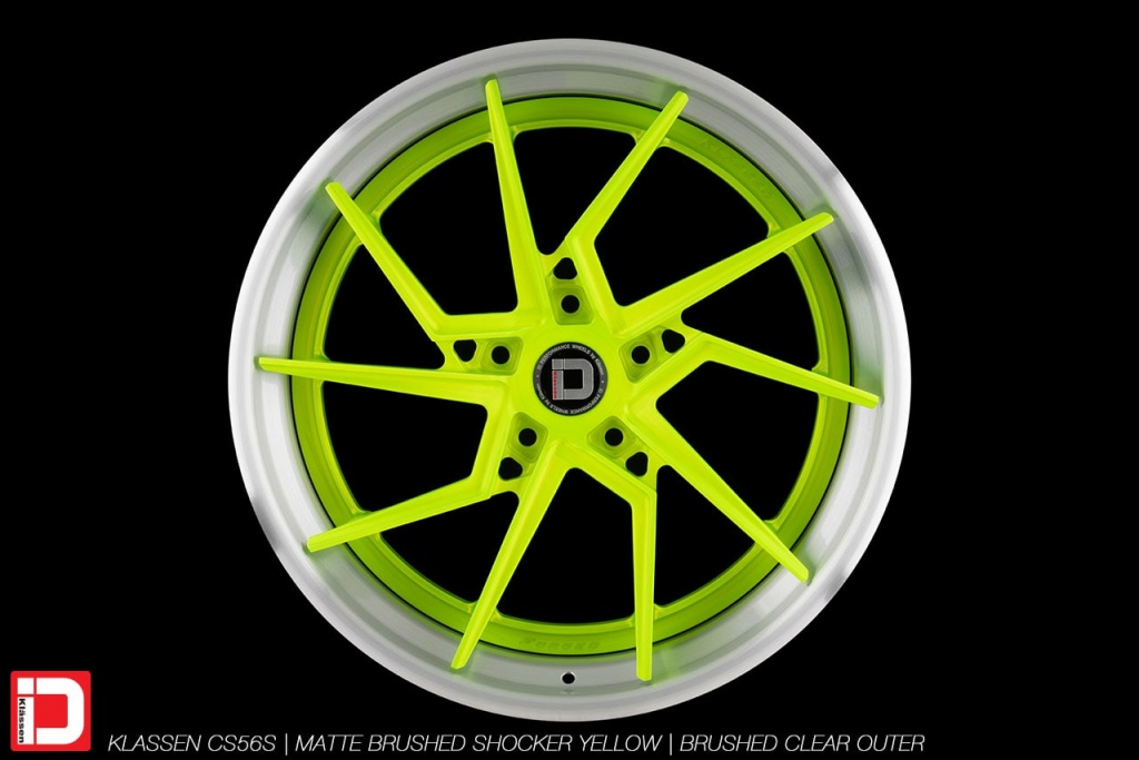 klassenid-wheels-klassen-cs56s-matte-brushed-shocker-yellow-face-brushed-clear-lip-1-min