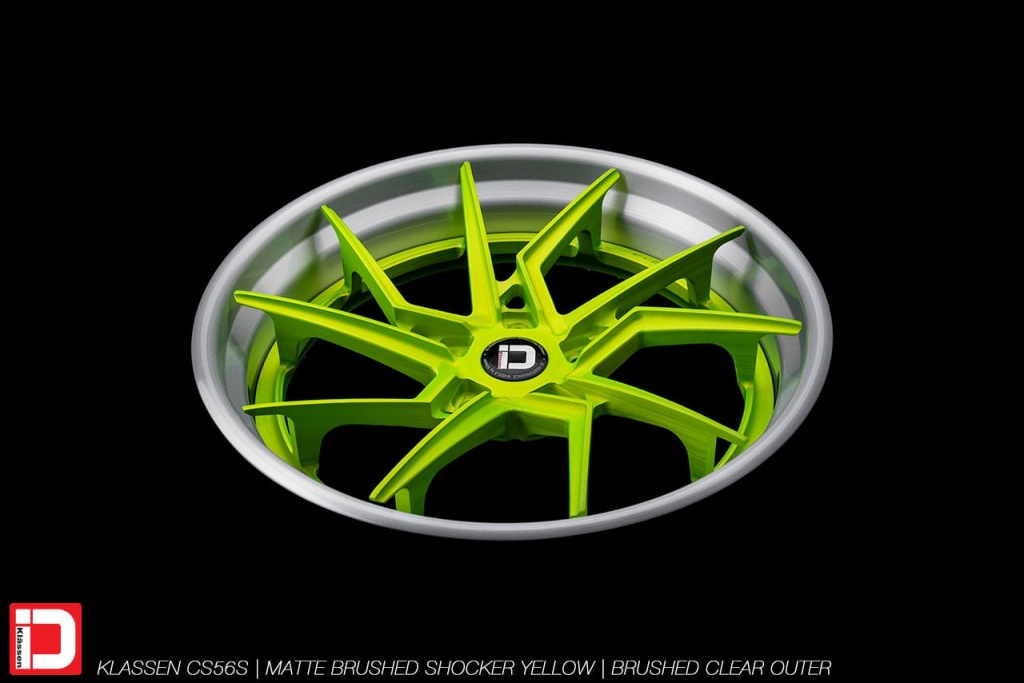 klassenid-wheels-klassen-cs56s-matte-brushed-shocker-yellow-face-brushed-clear-lip-10-min
