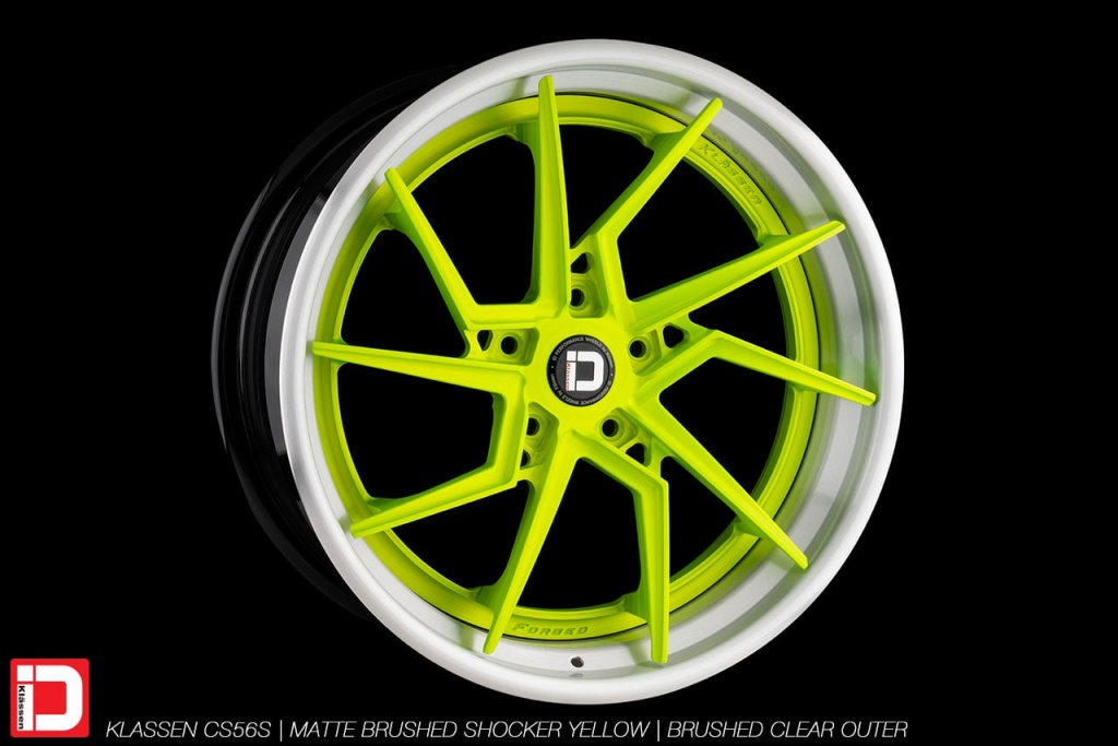 klassenid-wheels-klassen-cs56s-matte-brushed-shocker-yellow-face-brushed-clear-lip-2-min