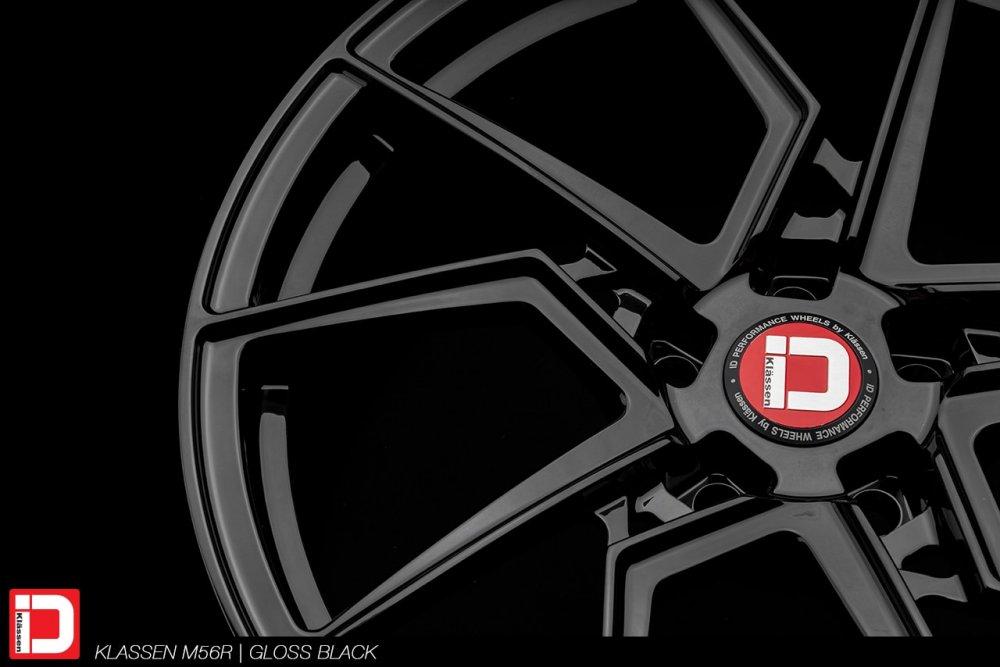 klassenid klassen klassenidwheels wheels id wheel rim rims tire tires forged forge monoblock mono block directional direction rotation rotation gloss black full