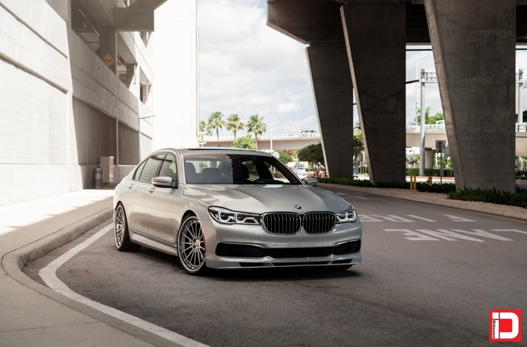 Living On The Apex - BMW Alpina B7 XDrive - KlasseniD CS35S