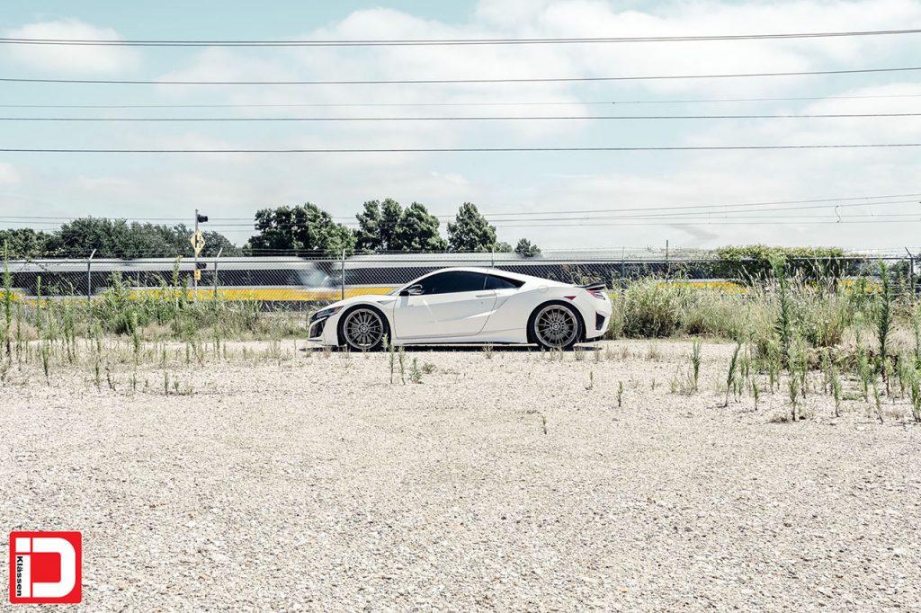 Acura NSX - KlasseniD M15 - Gloss Anthracite 1