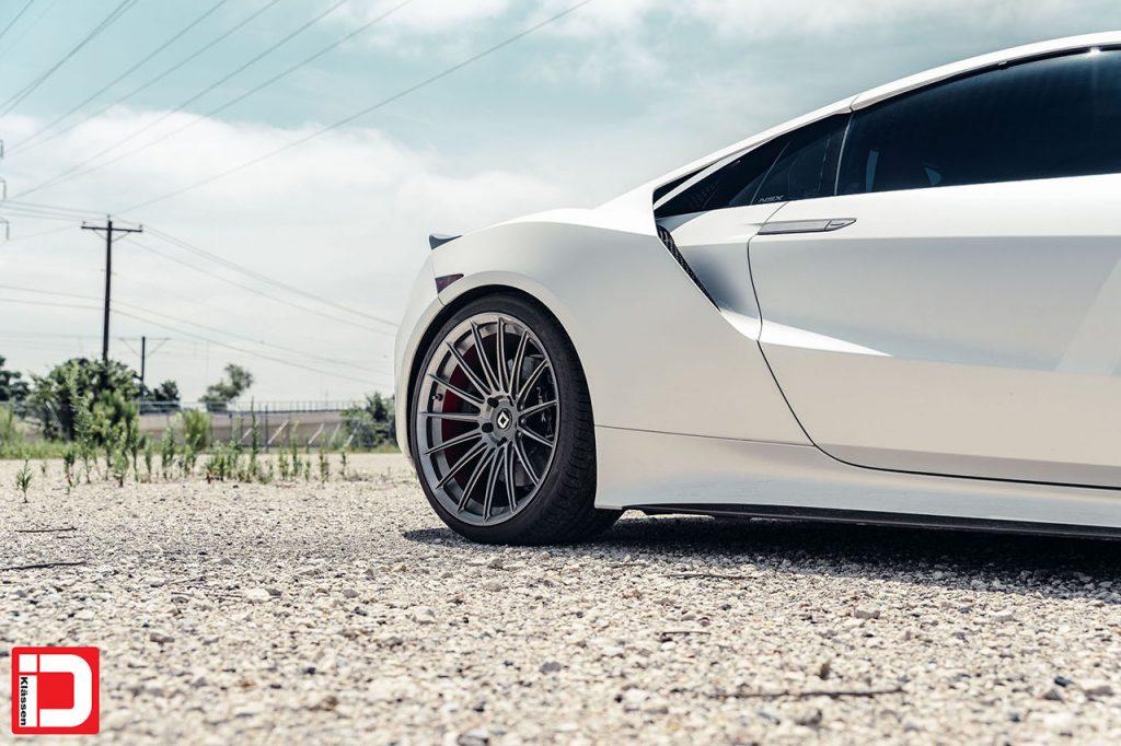 Acura NSX - KlasseniD M15 - Gloss Anthracite 9